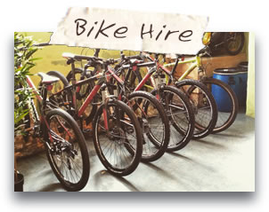 Bike Hire- North Wales