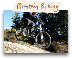 Mountain Biking- North Wales