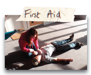 First Aid - North Wales
