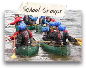 School Groups - North Wales